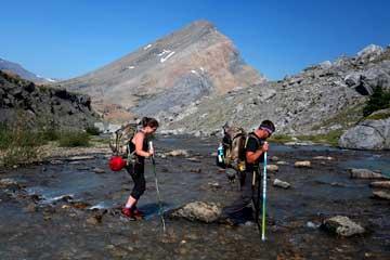 Backcountry Hiking