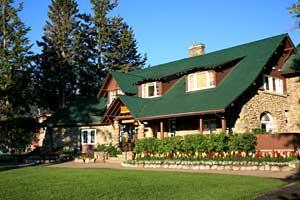Jasper Visitor Centre